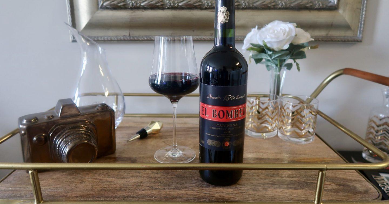 Wine Review: Big, Smooth Red, El Bombero Garnacha 2016