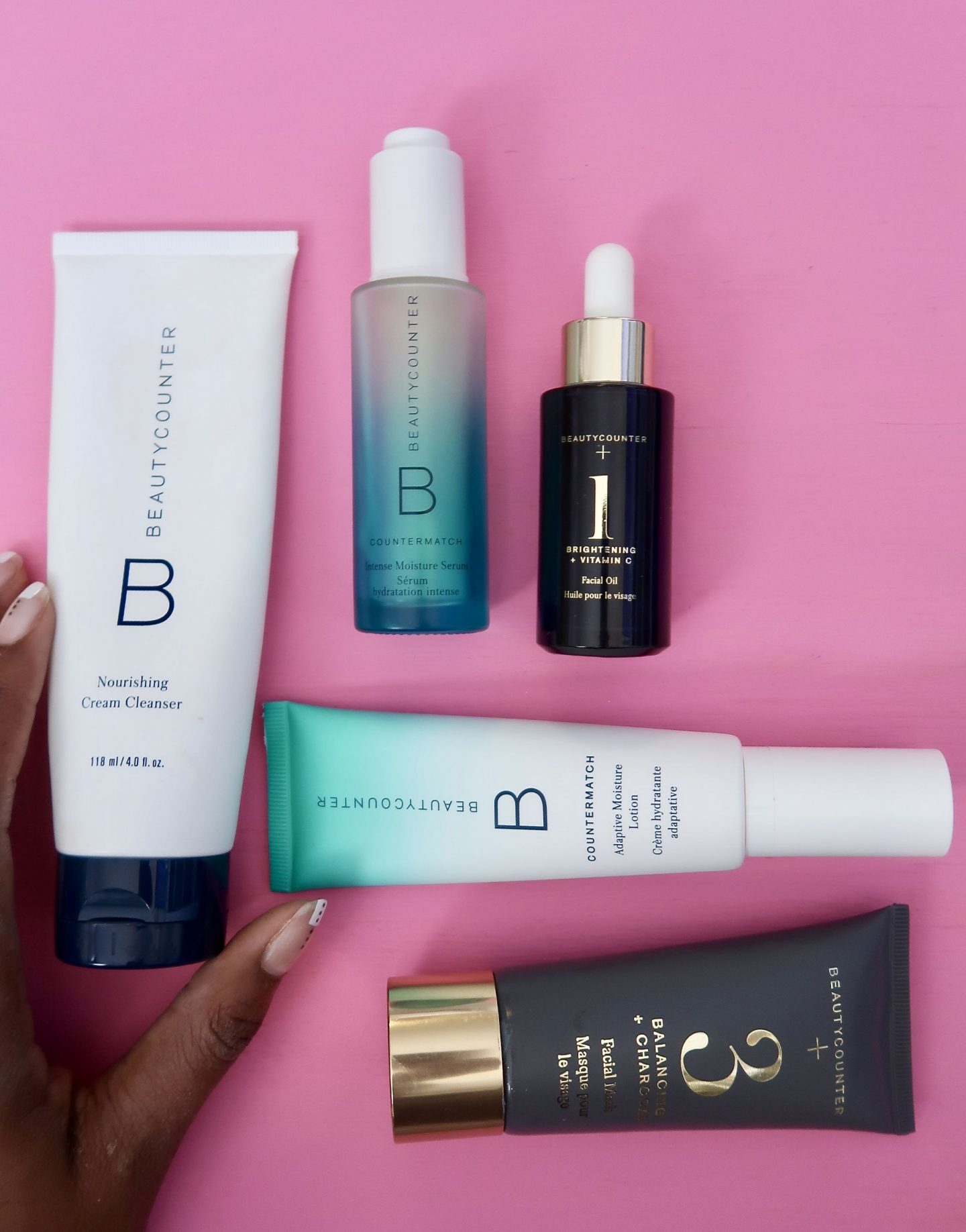 BeautyCounter Favs + Giveaway