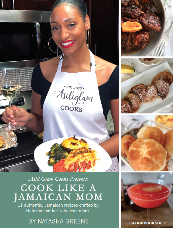 Cook Like A Jamaican Mom