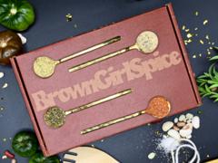 Brown Girl Spice: November Spice Box