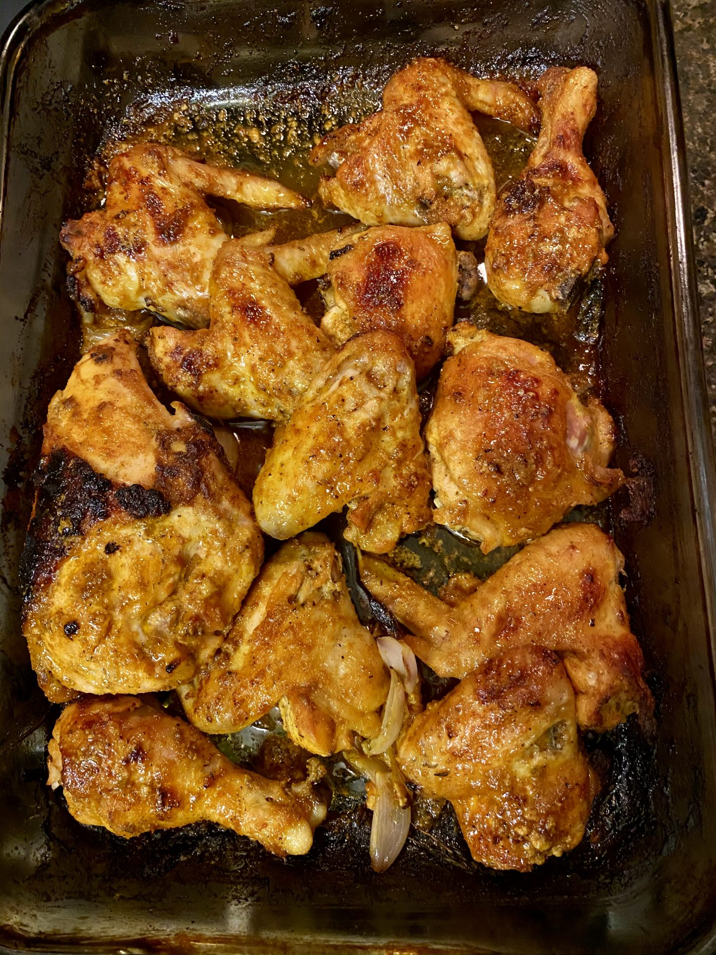 Buttermilk Paprika Chicken