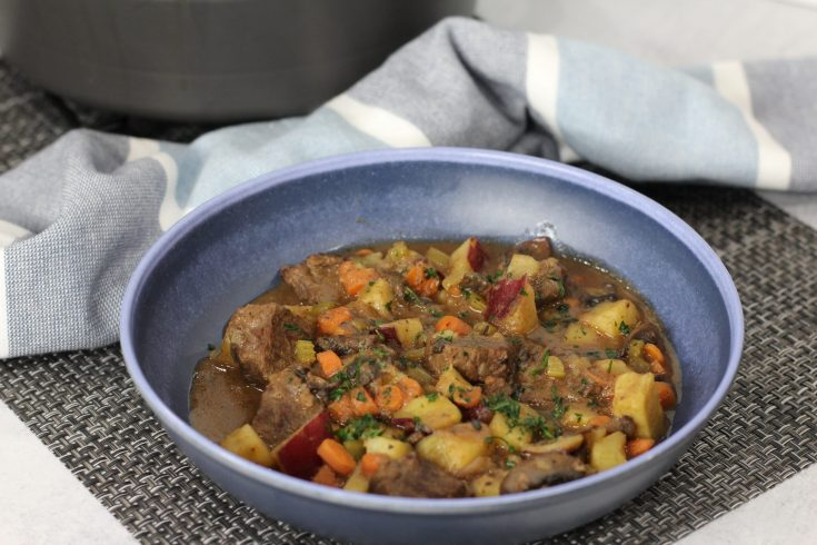 Healthy Flank Steak Stew